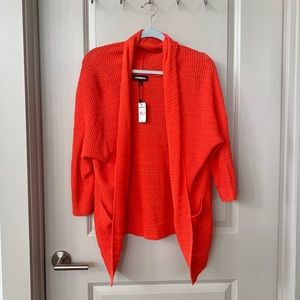 Cocoon Cardigan Knit Sweater